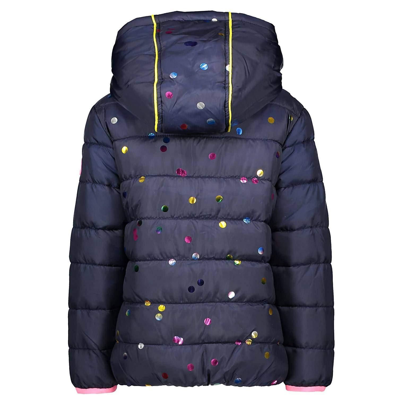 B.Nosy M/ädchen Winterjacke Dots