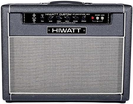 Hiwatt SA212 combo a válvulas amplificador de guitarra: Amazon.es ...