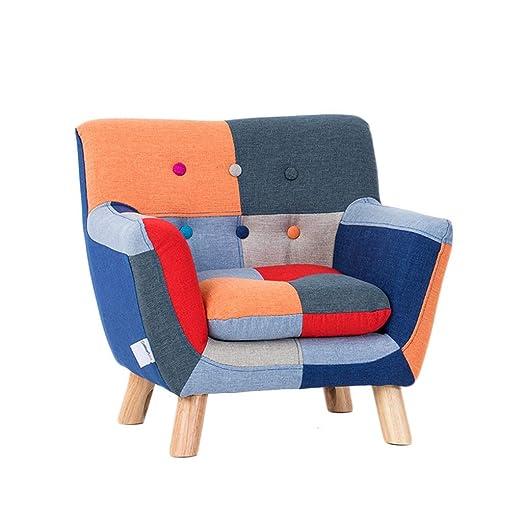 Sofas - Sillón tapizado para niños y niñas: Amazon.es ...