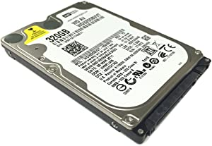 "Western Digital WD3200BVVT 320GB 8MB Cache 5400RPM SATA 3.0Gb/s 2.5"" Notebook Hard Drive (For PS3, PS4 & Laptop) - w/ 1 Year Warranty"
