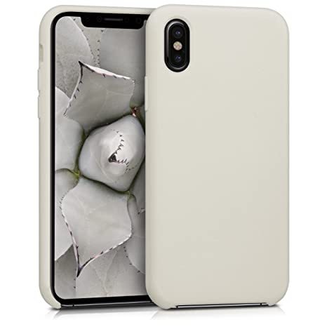 coque apple iphone x beige