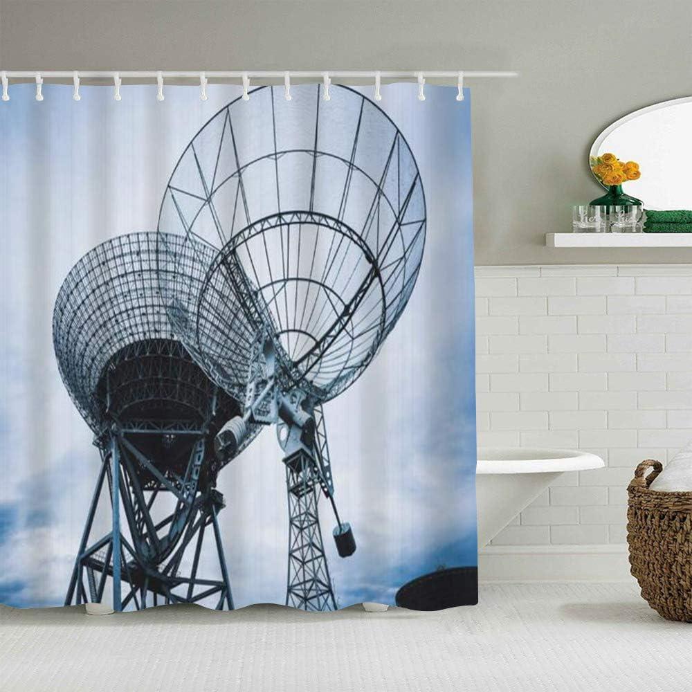 MEJX Cortina de Ducha,Sunset Communication Telescopio de ...