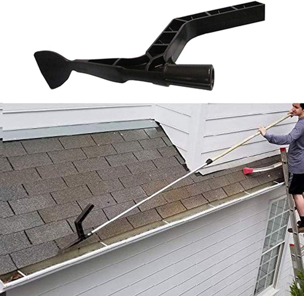Ditch Gutter Cleaning Spoon and Scoop,The Gutter Tool Villas Townhouses Gutter Cleaning Scraper for Garden