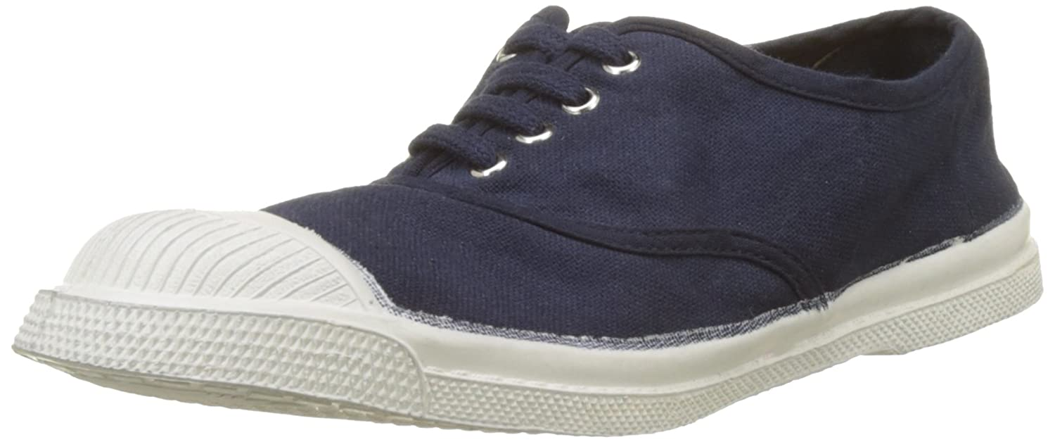Bensimon Tennis Lacet Enfant, Baskets Fille