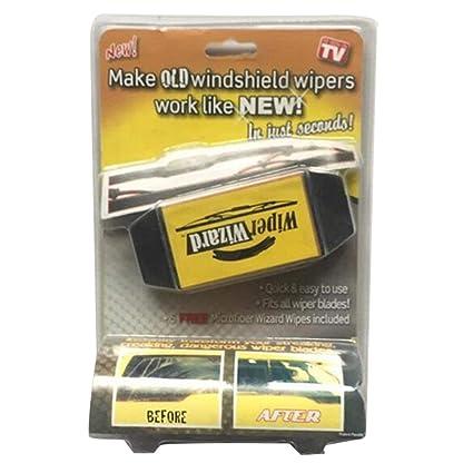 Funnyrunstore limpiaparabrisas duradero del coche que limpia las herramientas del cepillo del coche limpiaparabrisas del limpiador