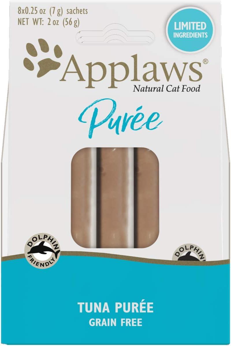 Applaws Cat Purée Tuna 10 Pack (4 x 0.53oz)