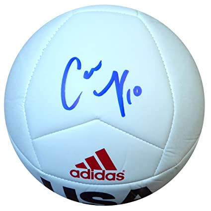 Carli Lloyd Autographed Soccer Ball Team USA PSA DNA at Amazon s Sports  Collectibles Store e7187fc79