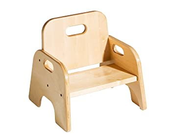 Me Do It Toddler Chair, 5u0026quot; Seat Height