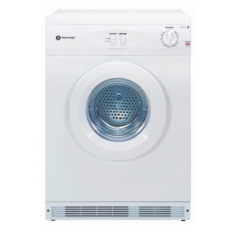 White Knight C44A7W 7KG Vented Tumble Dryer: Amazon.co.uk: Kitchen ...