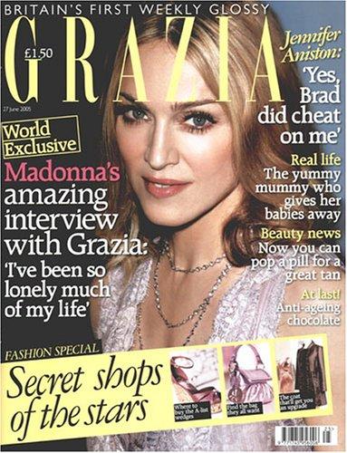 Grazia Magazine - Grazia - England
