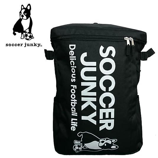 39898f2c00b1 Amazon | ジャンキー サッカージャンキー バックパック バック トゥ ザ パック2 ブラック フリーサイズ SJ17052 02 | サッカー・ フットサル