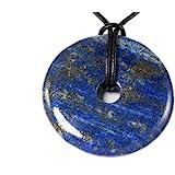 Donut ou PI Chinois Lapis lazuli