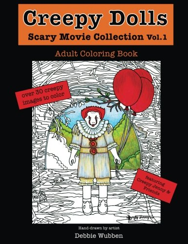 Creepy Dolls: Scary Movie Collection Vol.1 (Volume