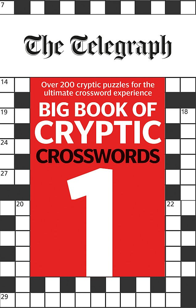 The Telegraph Big Book of Cryptic Crosswords 1