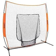 Bownet 7' x 7' Big Mouth X Baseball/Softball Hitting and Training Net