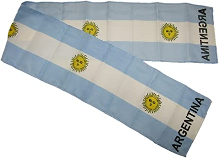 Argentina Country Knit Scarf
