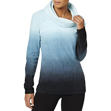 9e8a8994e9c Ideology Women s Fleece Cowl-Neck Top at Amazon Women s Clothing store