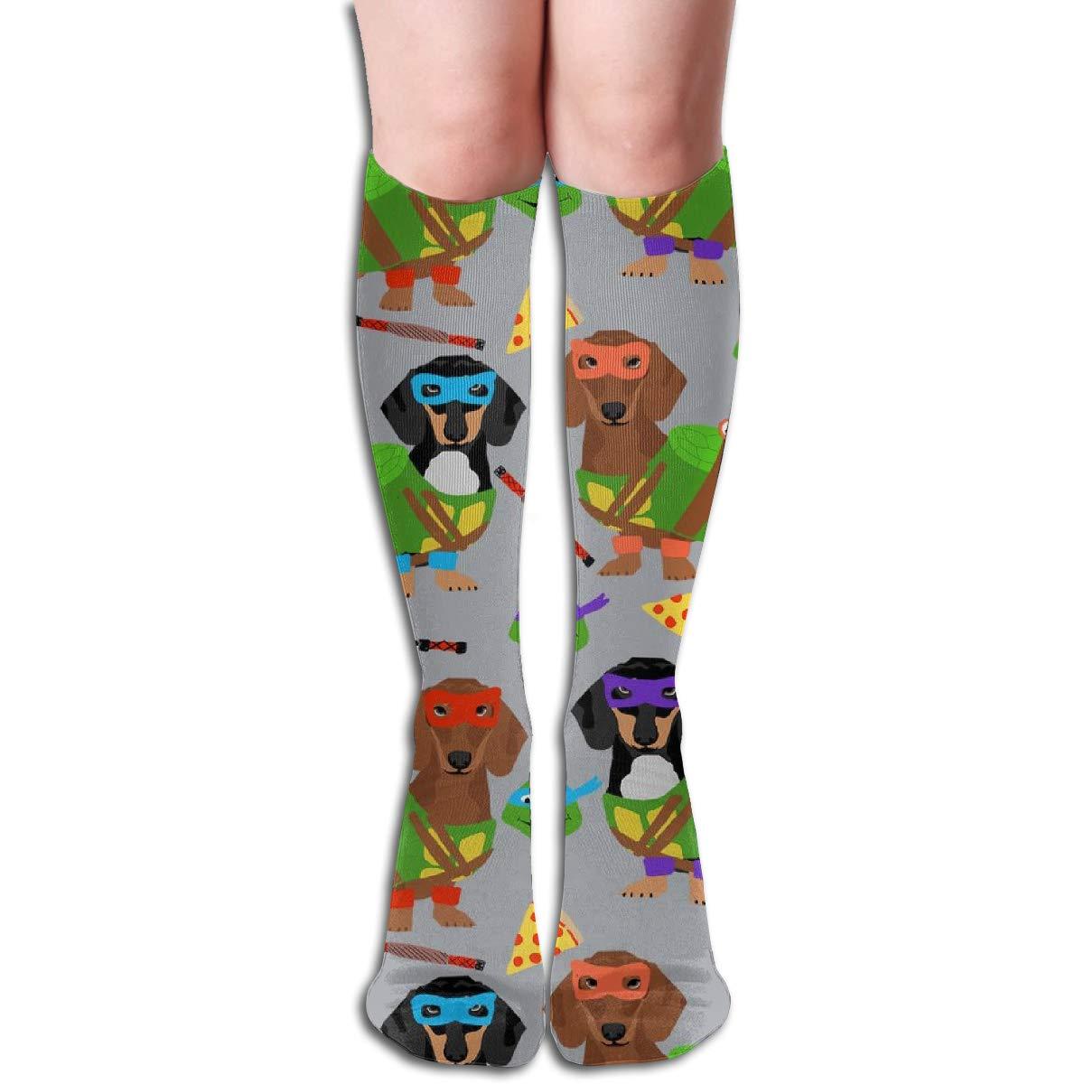 Amazon.com: Dachshund Ninja - Calcetines de compresión para ...