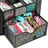 MONBLA Desk Supplies Organizer Multi-functional