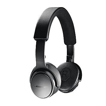7f2e24aadb4 Bose On Ear Wireless Headphones - Triple Black: Amazon.co.uk: Electronics
