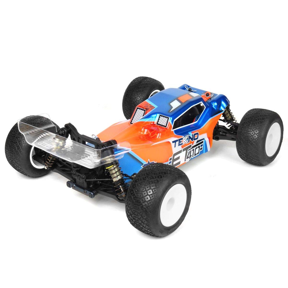 TEKNO RC LLC 1/10 ET410 4WD Competition Electric Truggy Kit, TKR7200