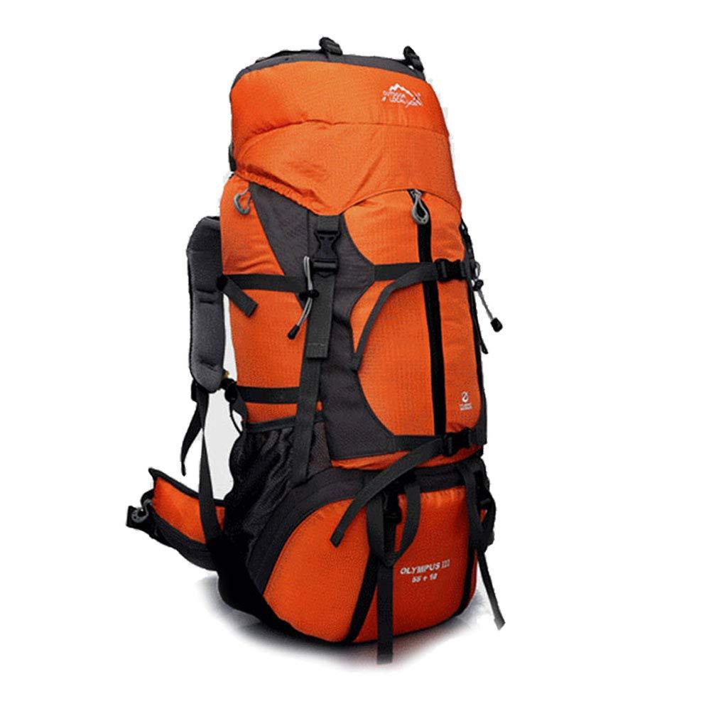 Sonne Beide Schultergurte Bergsteigenbeutel 65L Große Kapazität Im Freienreisewandern Wandern Camping