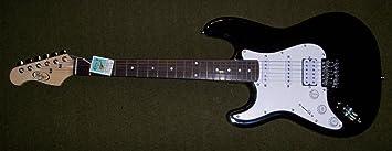 Guitarra Eléctrica Infantiles ROLINGS Guitar E201LF mod.FENDER STRATOCASTER Palanca