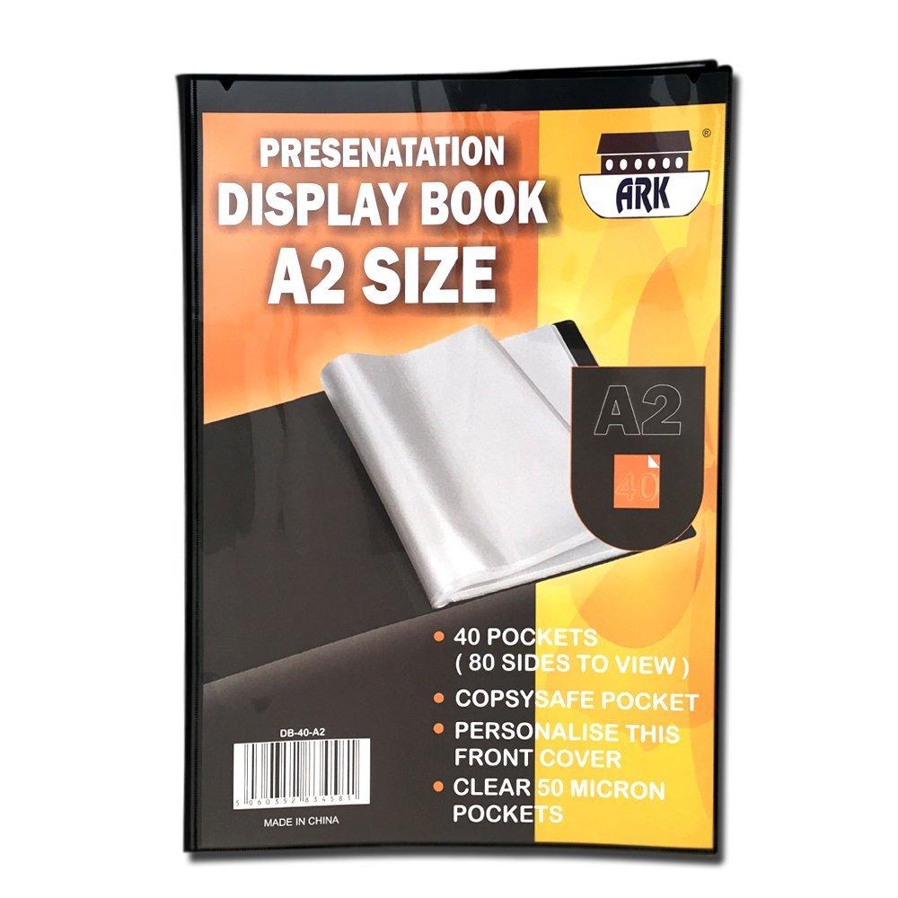 6/x 40/tasche A2/nero presentazione Save 20/% copertina con Arca di No/è