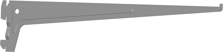 Element system Lot de 2 /équerres d/étag/ère pour cr/émaill/ère 1 rang/ée 3 couleurs 7 dimensions 18133-00004