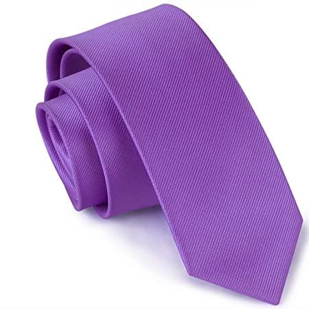 WATERMELON Corbata de Moda for Hombre Color sólido Casual Edición ...
