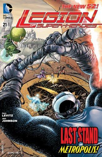 Legion of Super-Heroes (2011- ) #21
