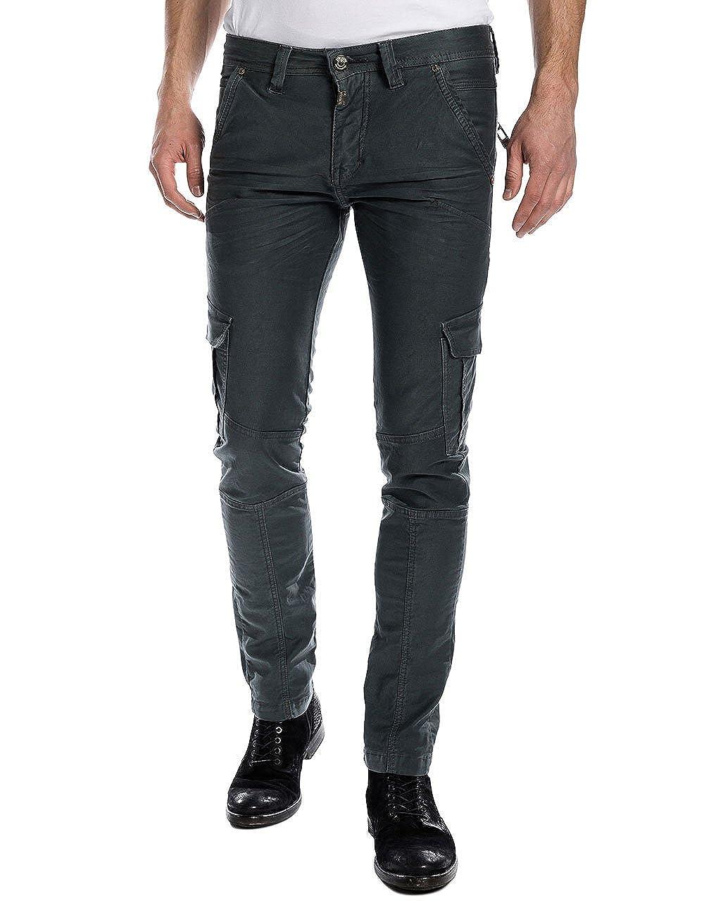 TALLA ES 40 (EU 46). Timezone Brooklyntz Biker Pants - Pantalones Hombre