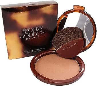 Estee Lauder Bronze Goddess No. 01 Light Powder Bronzer for Women, 0.74 Ounce