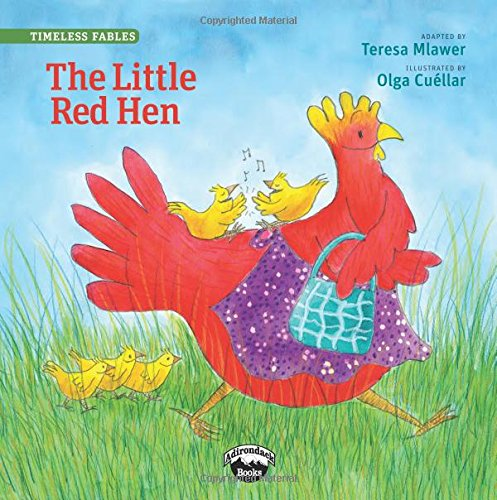 Download The Little Red Hen (Timeless Fables) pdf epub