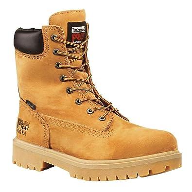 amazon timberland steel toe bottes