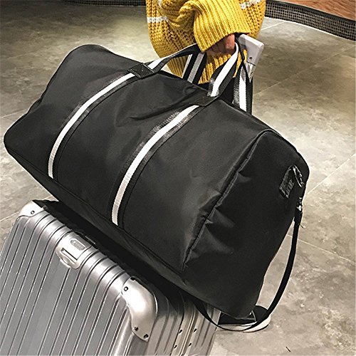 Exercise Capacity Travel Canvas Canvas Fitness Shoulder Large Single Bags Bag Simple Business UTwaZq