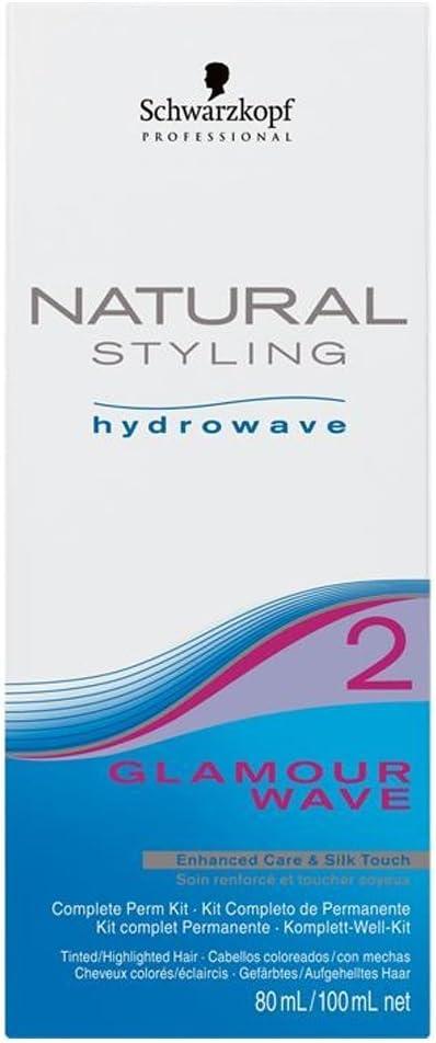 Schwarzkopf Natural Styling NS Classic Permanente Kit 2-180 ml