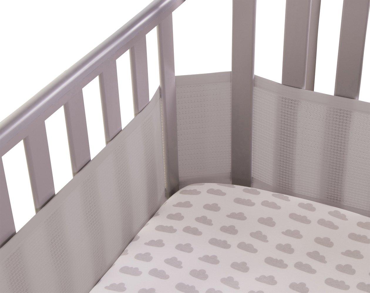 Safe Dreams Rivestimento per i 4 lati della culla CW4SG