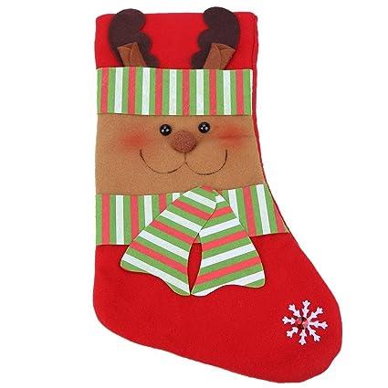 ttnight funny christmas socks christmas stocking xmas decorations children gift candy bag socks treedecor - Funny Christmas Socks