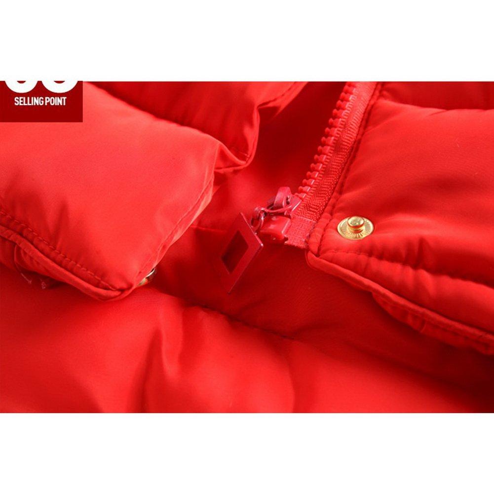 Odziezet Baby Hooded Jacket Girl Boy Long Sleeve Parka Down Coat Autumn Winter Warm Clothes 0-7 Years
