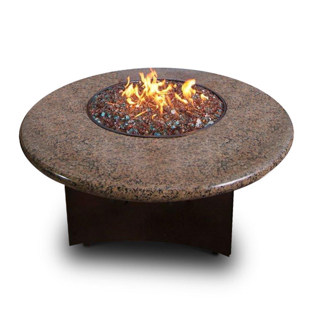 75,000 BTUs Elegance Oriflamme Outdoor Fire Pits
