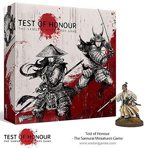 Test Of Honour - Samurai Game Starter Set