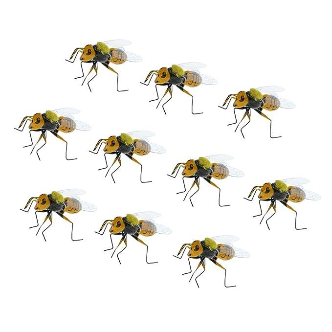 Animal Insect Lawn Figurine DIY Micro Landscape Ornamnet Yard Decor Kids Toy