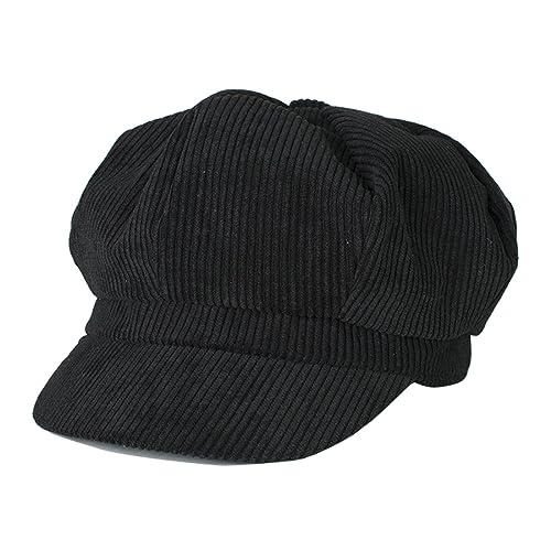 Kuyou Winter Gatsby Newsboy Barett Cap Schirmmütze Kappe Hut