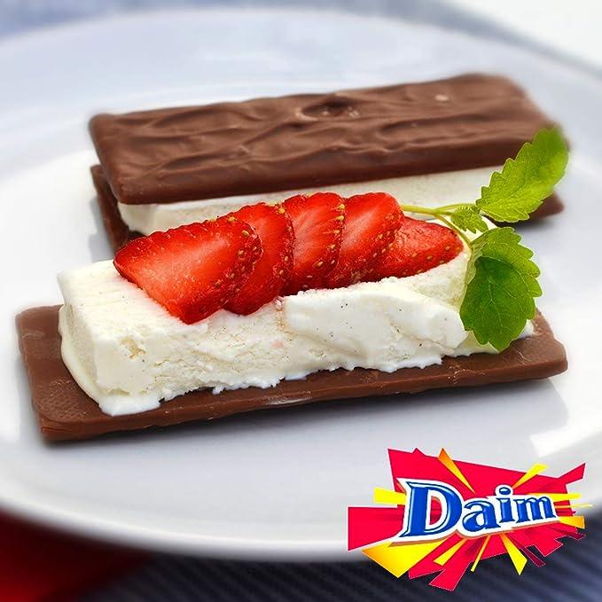 Barra de chocolate Daim (1 x 56 g) - crujiente caramelo de ...
