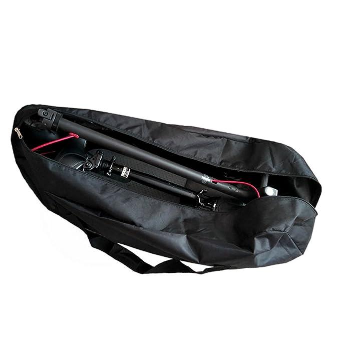 RUNACC Bolsa de transporte para patinete eléctrico Oxford ...
