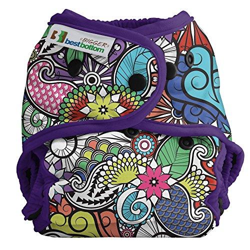 Bigger Best Bottom Reusable Cloth Diaper, Oasis