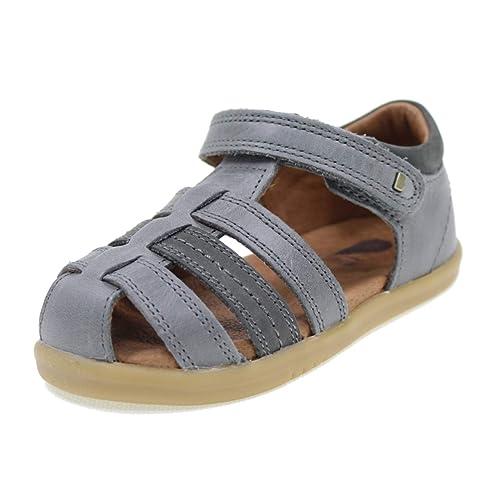 scarpe di separazione f00ce 2b865 Bobux Sandali Chiusi A Strappo I Walk Roam 626016 Grigio ...