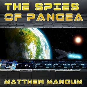 The Spies of Pangea Audiobook