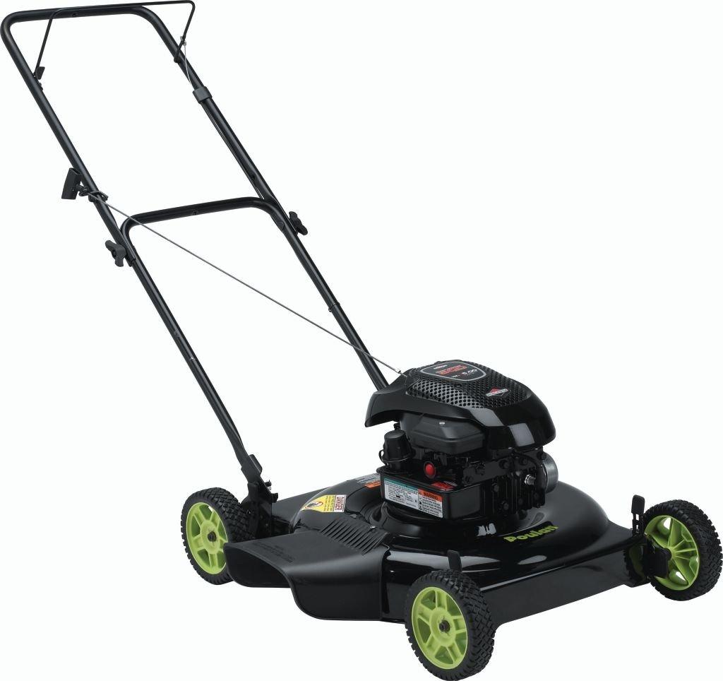 Poulan po500 N22s - Empuje Cortacésped de descarga lateral ...